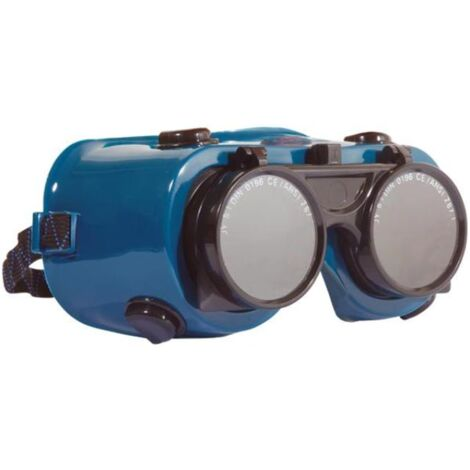 Gafas panorámicas soldadura REVLUX