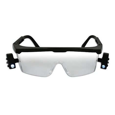Gafas protección con 2 LED KWB