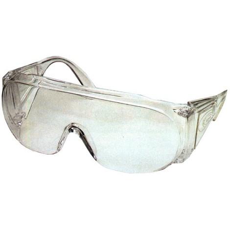 Gafas Proteccion Impacto Sin Antirayas - Climax - 580/2 T