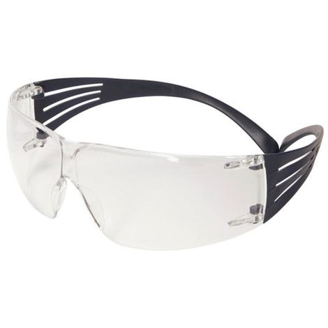 Gafas protección Secute Fit200. Lente transp.patilla azul - talla