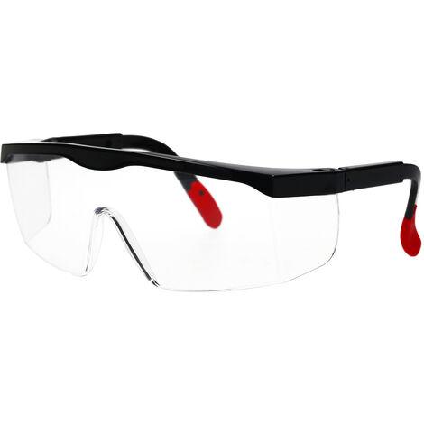 Gafas protectoras de seguridad, gafas de proteccion ocular ajustables antivaho y resistentes a los aranazos
