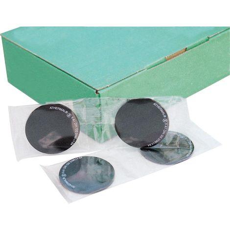 Gafas protectoras de soldadura engl. mirrors A4 9 50mm
