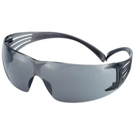 Gafas Secure Fit 202, AS/AF, PC, gris ahumado