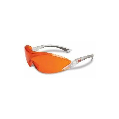Gafas ULTIMATE COMFORT PC- naranja AR y AE 3M 2846