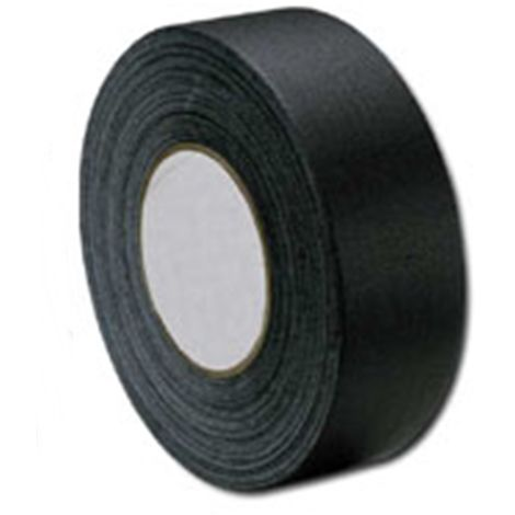 Gaffer Tape / Duct Tape - Black (48mm x 50m) - 2 Rolls