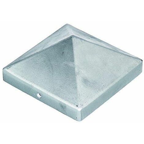 GAH-Alberts 217273 Capuchon de poteau en fonte d\'aluminium