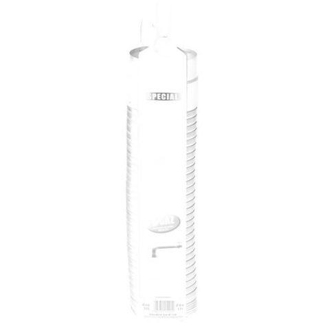 Gaine accordéon spécial gaz Ø 111/116 0,45-1,50 mètres