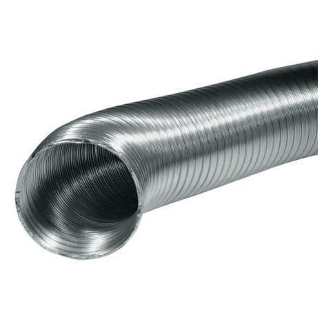 Gaine alu flexible cheminée DN 80