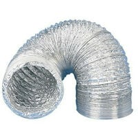 Gaine aluminium Ø 315mm x 10 mètres conduit ventilation