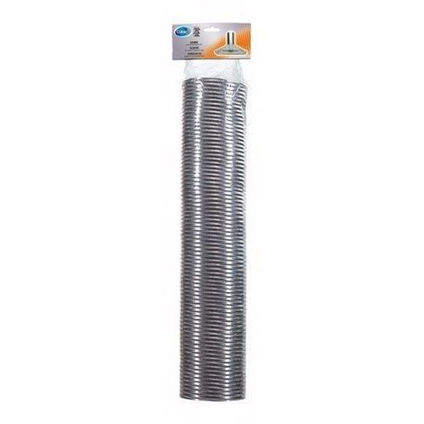 Gaine aluminium Clearit pour hotte aspirante 150mm