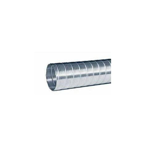 Gaine Aluminium flexible - Diamètre 125mm - 546099 - Nather