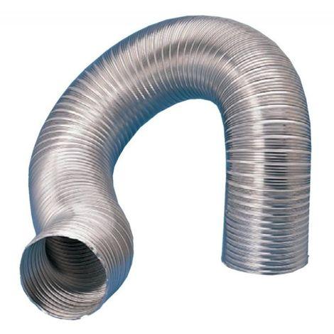 Gaine aluminium semi-rigide GA