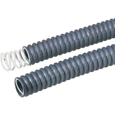 Gaine annelée Ø intérieur: 10 mm LAPP SILVYN® FPS 61721700 gris Marchandise vendue au mètre X79294