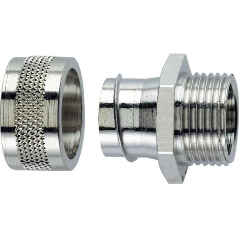 Gaine annelée LAPP SILVYN® LGF-2-M 32X1.5 55502041 argent M32 28.10 mm droit 1 pc(s)