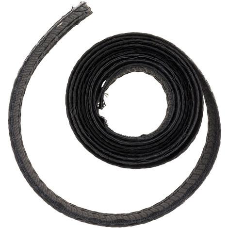 Gaine auto agrippante 2 M (largeur 10 cm)range cordons ou câbles