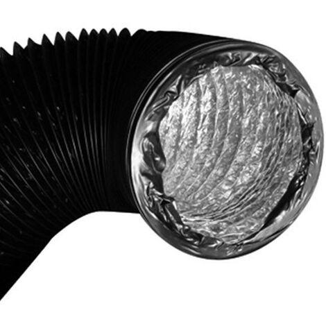 Gaine doublee combi 200mm au metre - Winflex ventilation