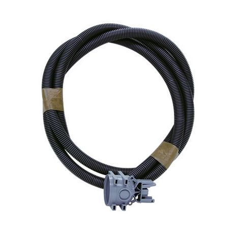 Gaine ICTA Ø 20mm grise longueur de 3m15 sans tire-fil SIB P02020