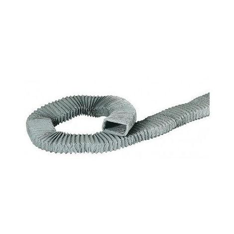 Gaine pour VMC - Extra plate - PVC souple - Ø80 à 125mm - ATLANTIC