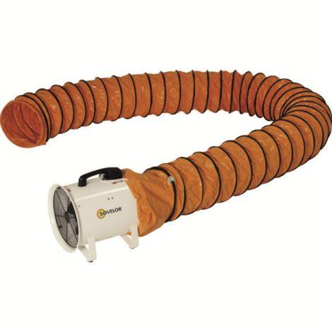 Gaine seule diam 300 5m pour ventilateur souffleur extracteur