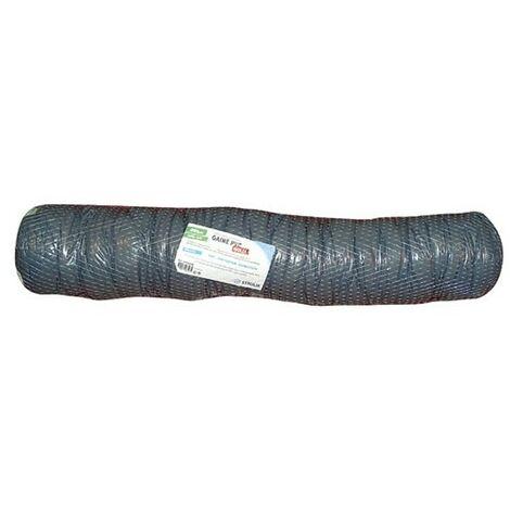 GAINE SOUPLE PVC ISOL6M FILET25MM D.80 (Vendu par 1)