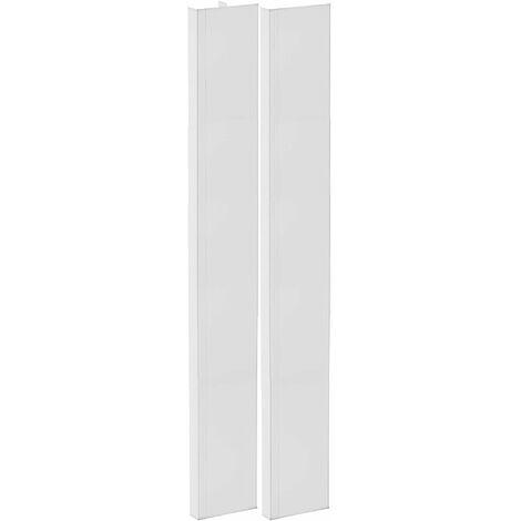 Gaine technique de logement compatible tous tableaux électriques 2x130 cm