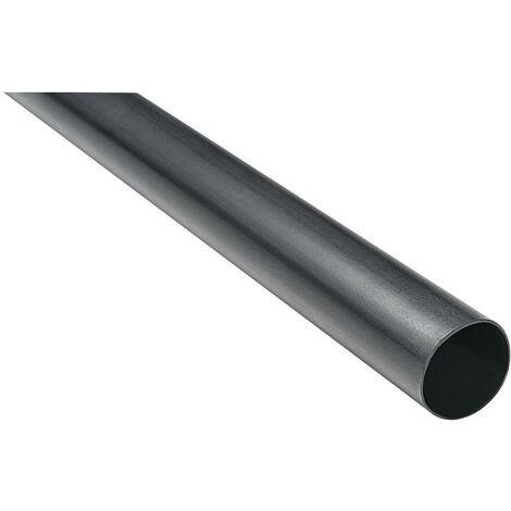 Gaine thermorétractable avec colle HellermannTyton TA37-24/8-BK-1200 315-13006 noir 24 mm Taux de retreint:3:1 1 m