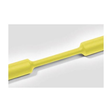 Schrumpfschlauch avec colle 1 M; 6:1 33,0-5,5mm; Noir