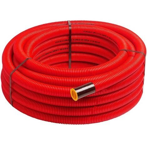 Gaine TPC 40 rouge - 25m - Catégorie Gaine TPC