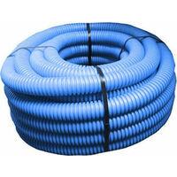 Gaine TPC bleu Ø 40 mm x 50 mètres Aduction Eau potable Protection