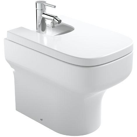 GALA G4036001 MID Bide Compacto Blanco
