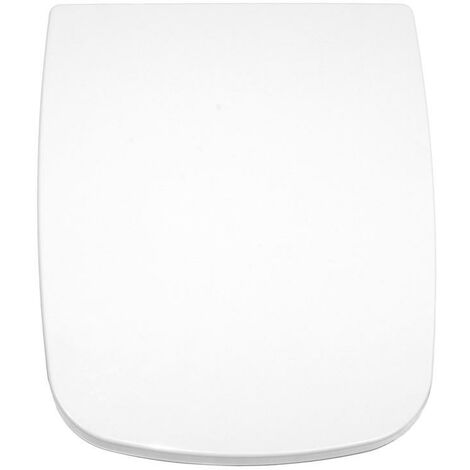 GALA G5132301 STREET SQUARE Asiento WC Amortiguado Blanco