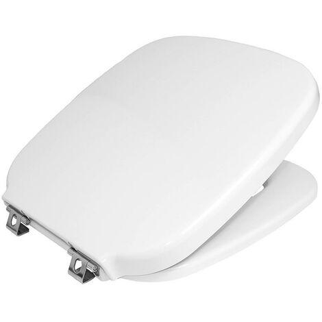 GALA G5158001 UNIVERSAL Asiento Fijo WC Blanco