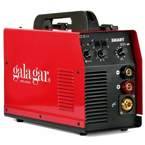 GALA GAR SOLDADORA HILO SMART 200MP 230V.