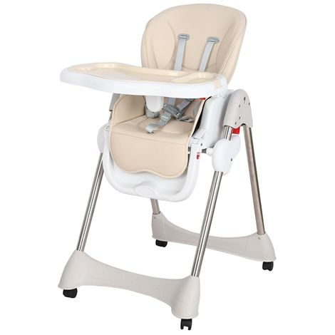 GALACTICA Baby High Chair BHC04 Cream
