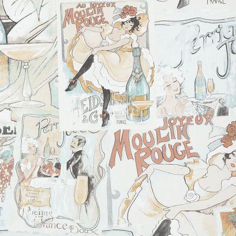 Galerie Moulin Rouge Wallpaper