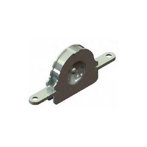 Galet à billes pour portes minces MONIN - gorge 4.5 mm - 111 110