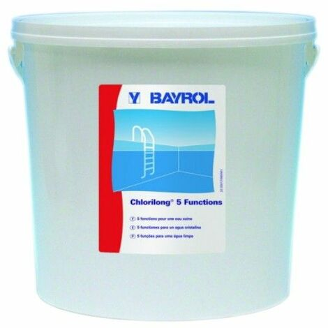Galets chlorilong power 5, 10Kg Bayrol