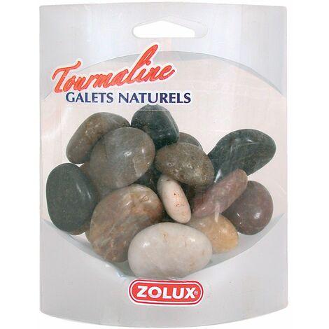Galets naturels tourmaline