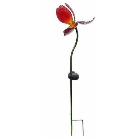 GALIX Iris a énergie solaire - 3 Lm - H 84-74 x 16 x 16 cm
