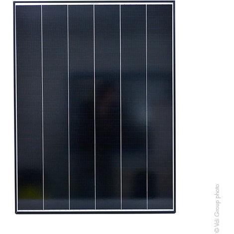 Galix - Panel solar rígido monocristalino de alta eficiencia de 150W-12V