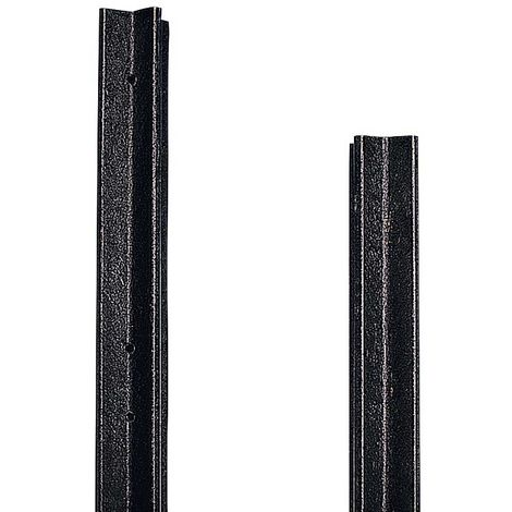 Gallagher professional cross-shaped polypropylene Ecopost pole for electric fences pack of 4 Gallagher