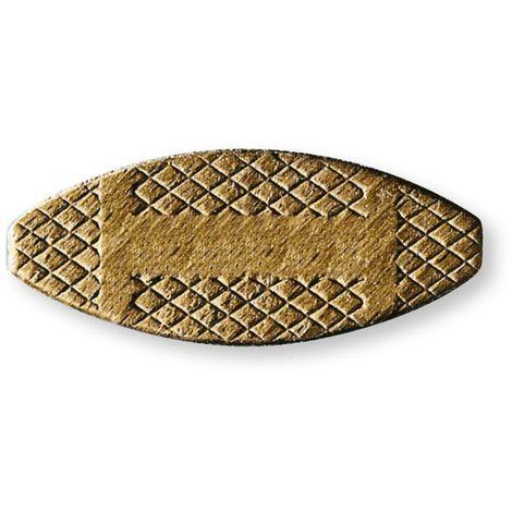 Galletas de madera para ensamblar Arimar del No. 20 61x23x4 mm (100 unidades) Lamello