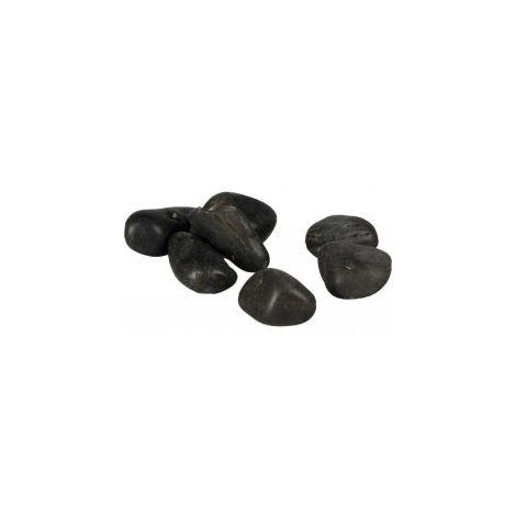 Gallets 20-40 mm noir pour aquarium 1 kg