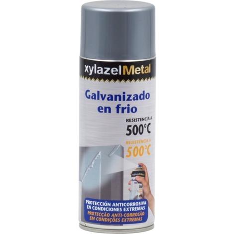 Galvanisation àfroid Xylazel spray 400 mL