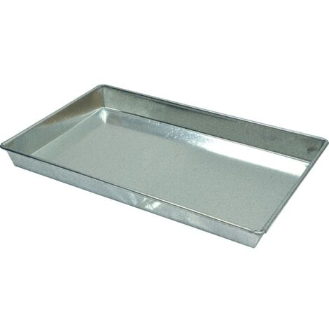 Galvanised Drip Trays