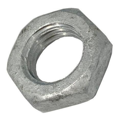 Galvanised Heavy Hexagon Nuts - Grade 8 - Din 934