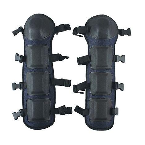 Gambali protettivi comfort con protezione ginocchia