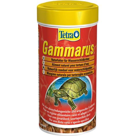 GAMMARUS ROOF feed pour tortues d'eau Tetra