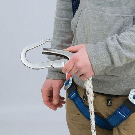 Gancho de seguridad para andamios (Apertura 56 mm)