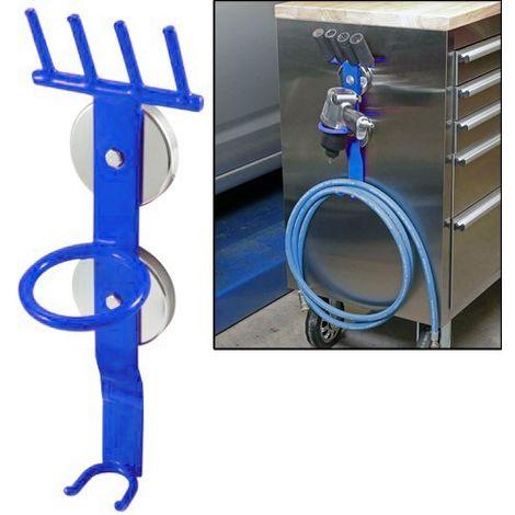 Gancho / soporte magnetico para colgar herramientas y pistolas de impacto